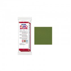 Fimo clay PRO 350g. Leaf green