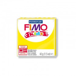 Fimo kids clay 42 g yellow