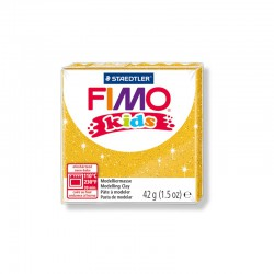 Fimo Kids 42g Glitter gold