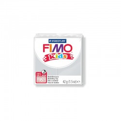 Fimo Kids 42g Light grey