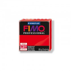 Fimo Professional 85g red