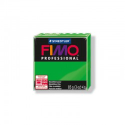 Fimo Professional 85g green