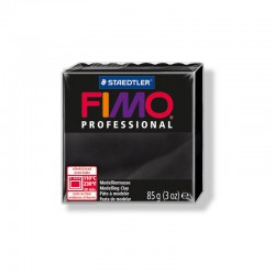 Fimo Professional 85g black