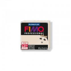 Fimo Professional Doll Art 85 gr Beige transparent