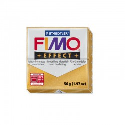 Fimo Effect 57g Gold