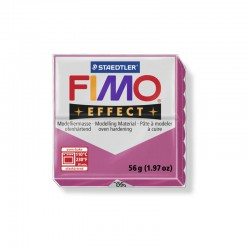 Fimo Effect 57g Robijn kwarts