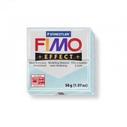 Fimo Effect 57g Blue ice quartz