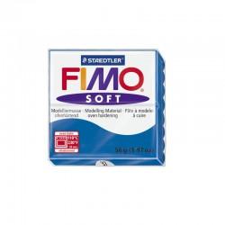 Fimo Soft 57g Pacific blauw