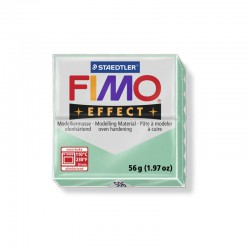 Fimo Effect 57g Jade green
