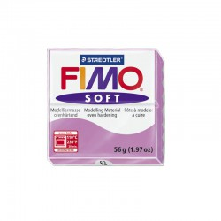 Fimo Soft 57g Lavendel