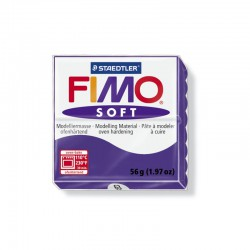 Fimo Soft 57g Pruim