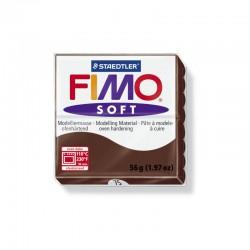 Fimo Soft 57g Chocolate