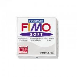 Fimo Soft 57g Grijs
