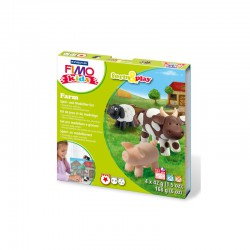 Fimo kids Form&Play Farm