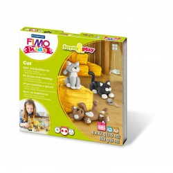 Fimo Kids Form&Play Cat