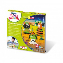 Fimo Kids Form&Play Space monster