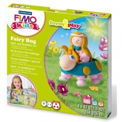 Fimo Kids Form & Play Fairy Bug