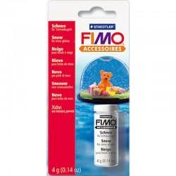 Fimo Snow snow globes 4 g