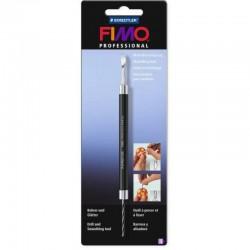 Fimo Professional Tool Drill & Flat