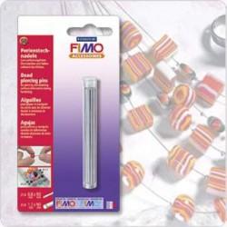Fimo Bead Piercing pins 25 pcs 0.8x90 mm 25 st 1.7x90 mm