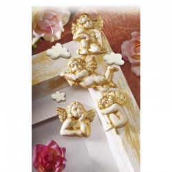 Fimo mould Little Angels