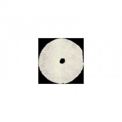 Lg round with hole polyurethane d,50x6cm