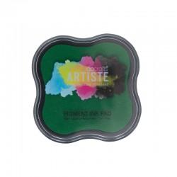 Pigment ink pad Artiste - Green