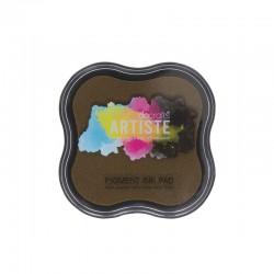 Pigment ink pad Artiste - Chocolate