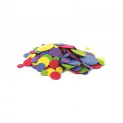 Foam shapes - Circles (200 pcs)
