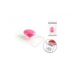 Acrylic Stamp Applicator with Handle 6x10cm