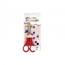 Children scissors round 13cm