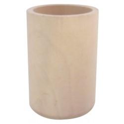 Cylindrical pencil holder pot ø60mm x 90mm
