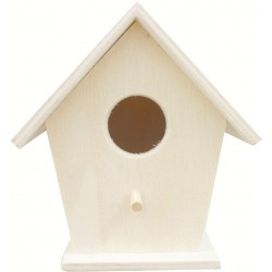 Nest box 70mm x 65mm x 115mm