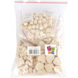 300 FANTASY BEADS ASSORTED (50x6models)