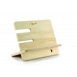 Wooden personal organizer 240mm x 220mm x 200mm