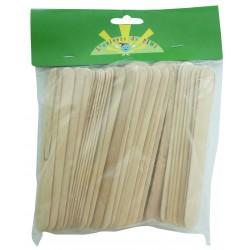 Wooden lolly sticks 155mm (100 pcs)
