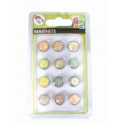 12 EPOXY MAGNETS SPRING 10mm