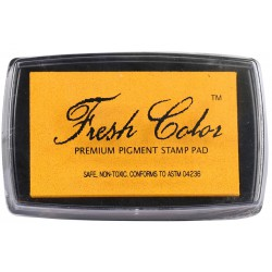 YELLOW EMBOSSING INK PAD