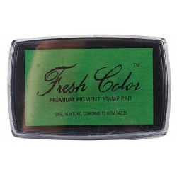 GREEN EMBOSSING INK PAD