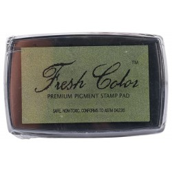 OLIVE EMBOSSING INK PAD