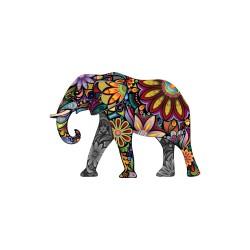 Diamond painting kit 30cm x 30cm - Elephant