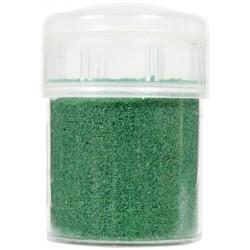 Jar colored sand 45g - Dark green n°5