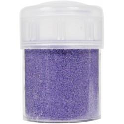 Jar colored sand 45g - Pastel purple n°17