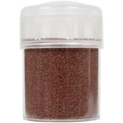 Jar colored sand 45g - Dark brown n°18