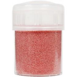 Jar colored sand 45g - Coral pink n°22
