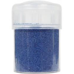 Jar colored sand 45g - Blue n°23