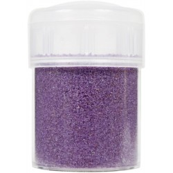 Jar colored sand 45g - Purple n°30