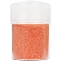 Jar colored sand 45g - Intense orange n°34