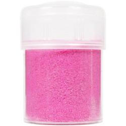 Jar colored sand 45g - Fuchsia n°35