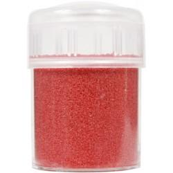 Jar colored sand 45g - Red n°36